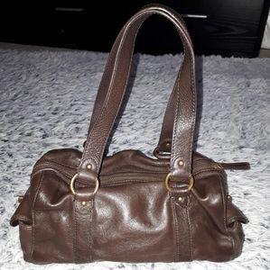 Ann Taylor loft geuine leather Bag/pures.